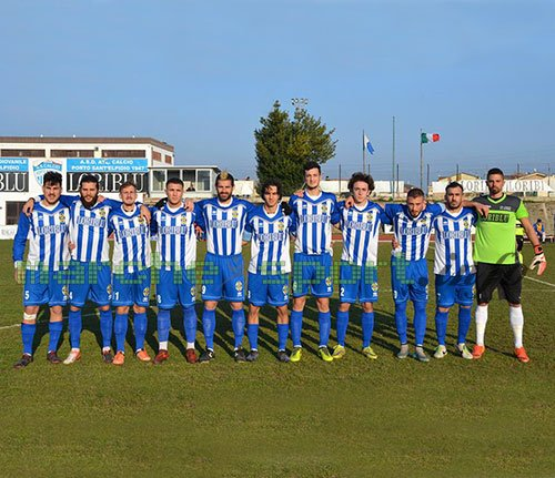 Marina vs Atl. Porto S.Elpidio   0 – 4
