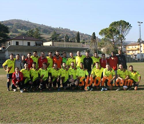 On line le foto 2018-2019 della F.C.D. Predappio