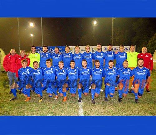 San Lazzaro-Real Casalecchio 0-1