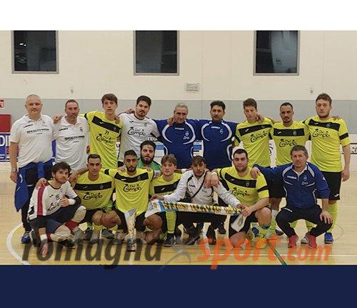 On line le foto 2019-2020 della A.C.D. Santa Sofia Calcio a 5