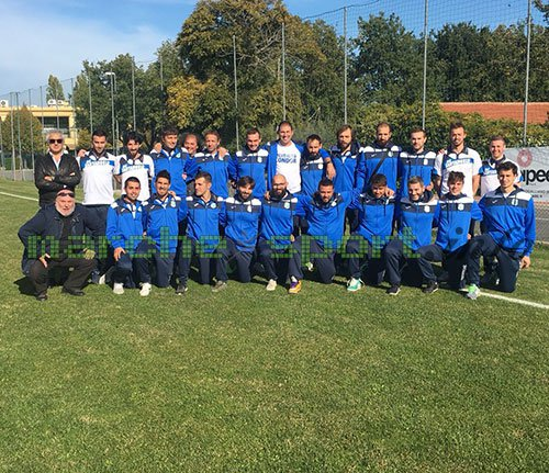 San Sisto vs Sant'Angelo 0-3