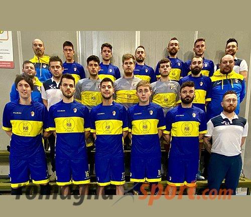 On line le foto 2019-2020 della A.S.D. Atletico Santarcangelo