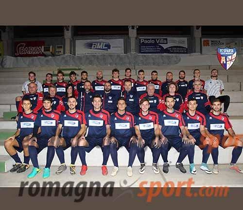 On line le foto 2020-2021 della F.C. Sparta Castel Bolognese A.S.D.