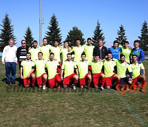 Sporting Valsanterno – San Gabriele 0-1