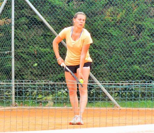 Alice Grilli e Serena Gugnali giocano questa sera (dalle 20.30) la finale dell'Open femminile del Circolo Tennis Venustas