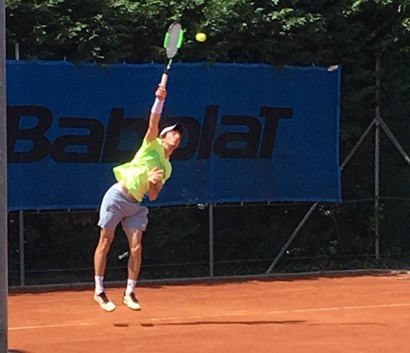 Partito il torneo Open maschile (1.000 euro di montepremi) al Circolo Tennis Cervia