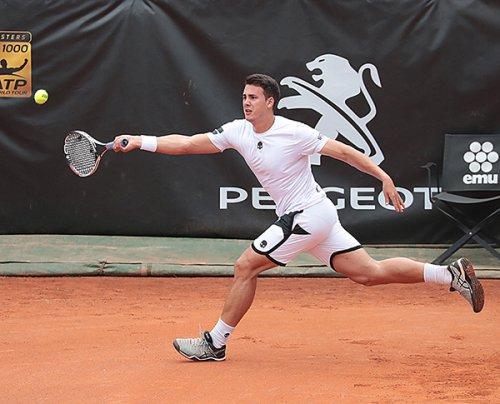 Edoardo Eremin nei quarti nel torneo ITF di Jounieh (Libano)