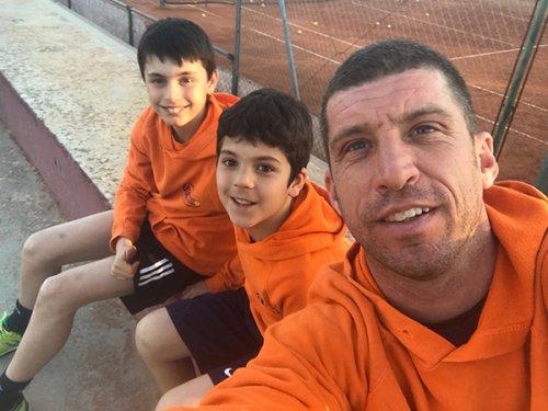 Le giovani promesse dell'Urbinati Tennis Academy impegnate nell'importante torneo Tennis Europe Under 12 di Maglie