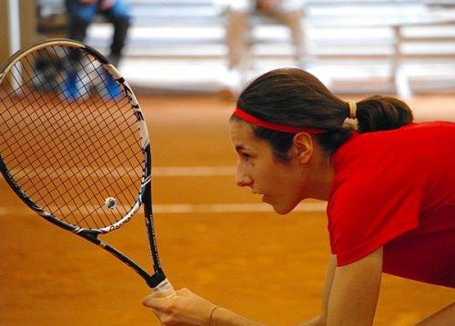 Vanno in scena questa sera le semifinali nell'Open femminile del Circolo Tennis Venustas