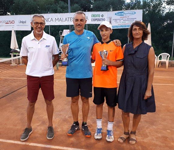Stefano Cornacchia  vince il Torneo di Coriano
