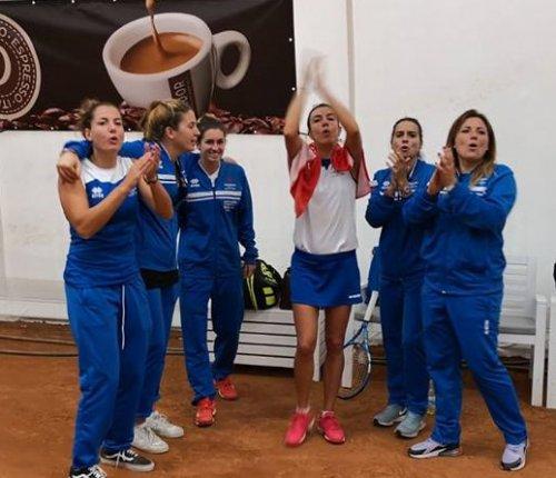 """Tennis A1 Femminile. Il """"fortino"""" di Faenza resta inespugnabile."""
