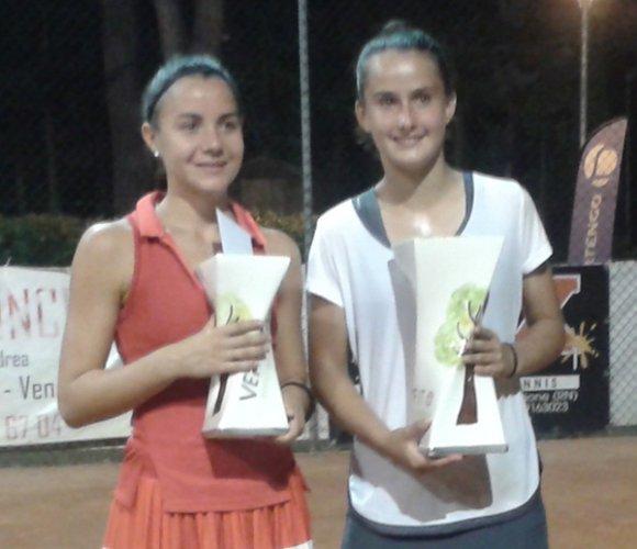 Elena Omiccioli si aggiudica il torneo nazionale Open del Circolo Tennis Venustas