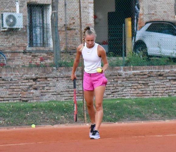 Torneo CT Cicconetti: Oggi l'esordio della n.1 del seeding, la 2.1 riccionese Alessandra Mazzola