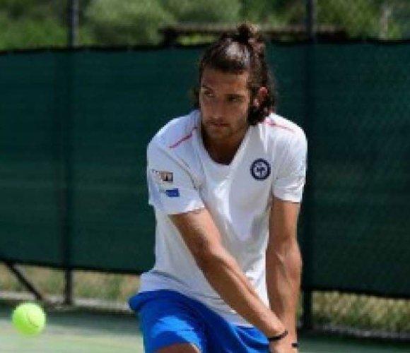 Andrea Picchione si ferma al primo turno nel future ITF di Antalya (Turchia)