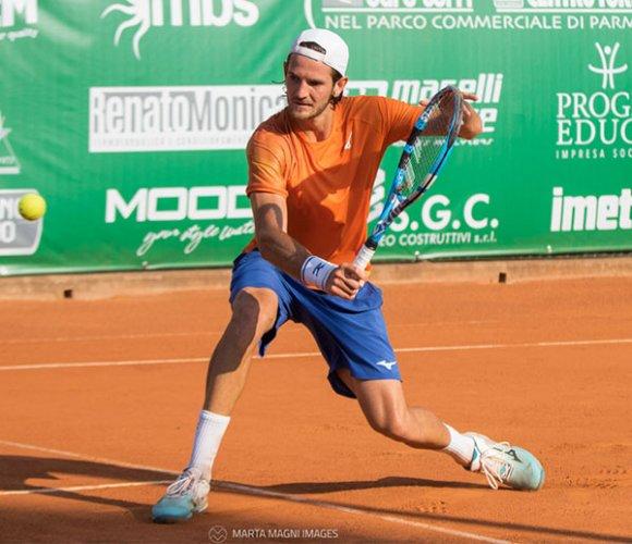 Internazionali di tennis Emilia Romagna: Hugo Dellien shock, wave Vavassori e' l'onda assassina!