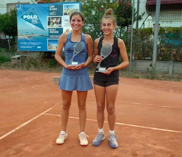Nel torneo giovanile del Ct Venustas doppietta Ravenna Tennis Academy