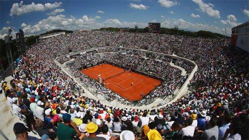 Tornano dopo 16 anni i Campionati Italiani Assoluti di tennis