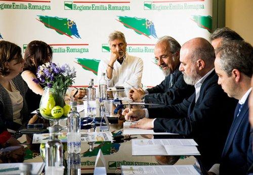 Internazionali di tennis Emilia Romagna, presentato l'ATP Challenger di Parma