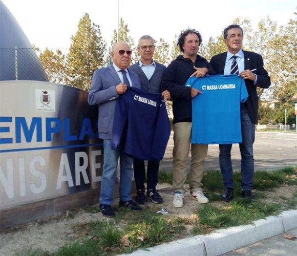 Comincia a Genova domenica 13 la quarta sfida in serie A1 maschile del CT Massa Lombarda