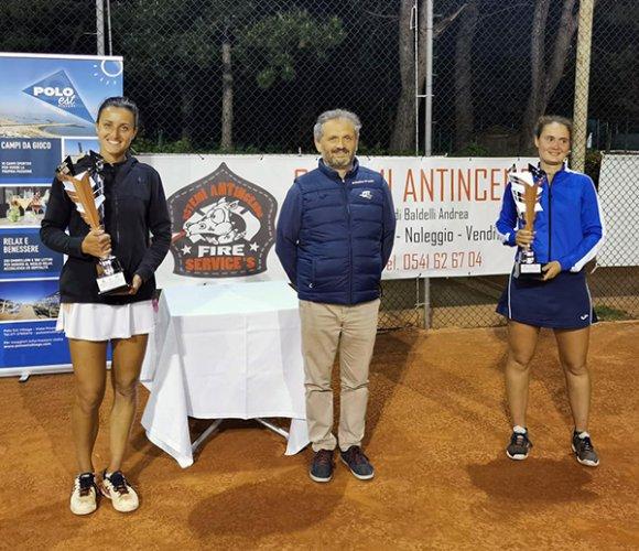 Martina Spigarelli si aggiudica il trofeo Città di Bellaria
