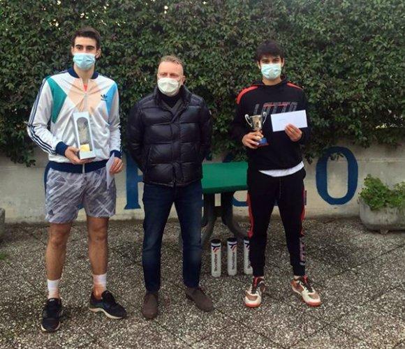 Andrea Del Federico apre il nuovo anno  conquistando il torneo open di Osimo