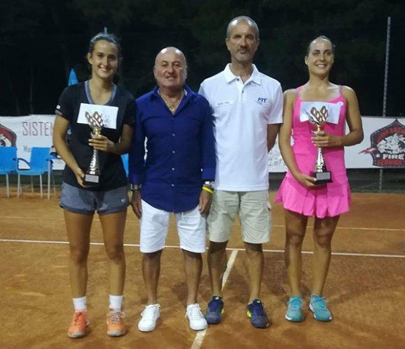 """Gioia Barbieri batte Elena Omiccioli e trionfa nel  memorial Luciano Gugnali"""""""