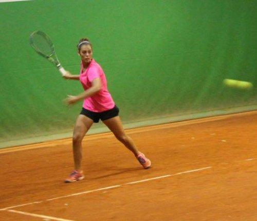 Magrini, Ferrini e Cecchini nei quarti del torneo Open del Gelso