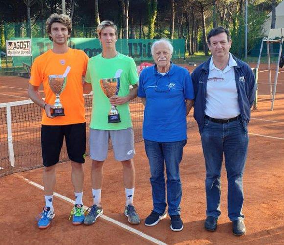 Michele Vianello batte Alessandro Canini e si aggiudica il torneo nazionale