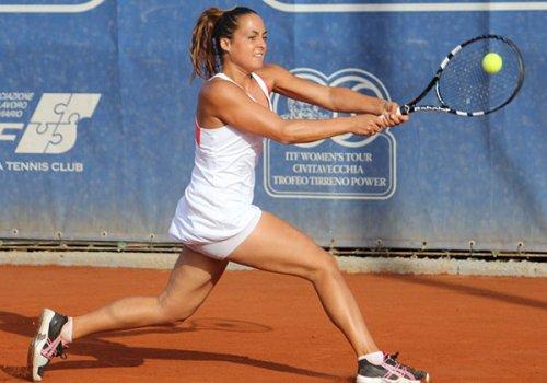 Open del Ct Venustas: stasera  (dalle 20) la finale tra Gioia Barbieri ed Elena Omiccioli