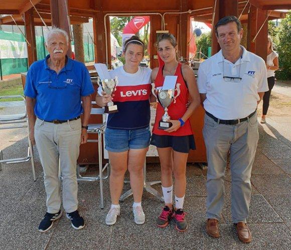 """Greta Vagnini vince il tabellone femminile nel memorial """"Mario Cortesi"""" di 3° al Circolo Tennis Cervia"""
