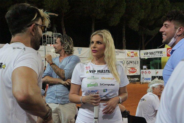 Al circolo tennis di Milano Marittima sono tornate le emozioni del vip Master di tennis