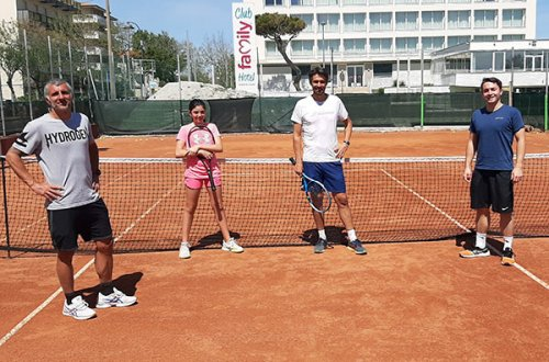 Comunicato Galimberti tennis academy