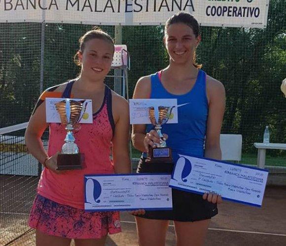 Giorgia Di Muzio conquista il torneo open di Coriano