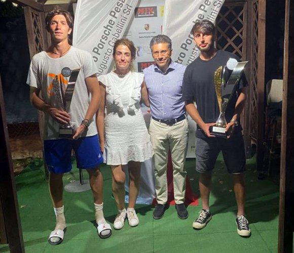 Maria Vittoria Viviani e Giorgio Micarelli sono i vincitori del Torneo di Cattolica