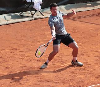 Edoardo Eremin raggiunge le semifinali nel torneo ITF di Santa Margherita di Pula,