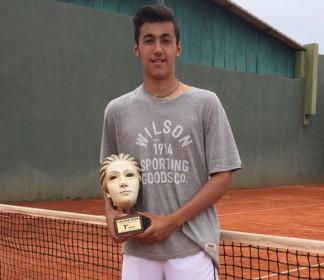 Nel clou tabellone finale nel torneo nazionale Open maschile del Circolo Tennis Venustas