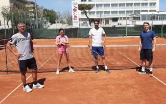 La San Marino Tennis Academy riprende l'attività sui campi di fonte dell'ovo