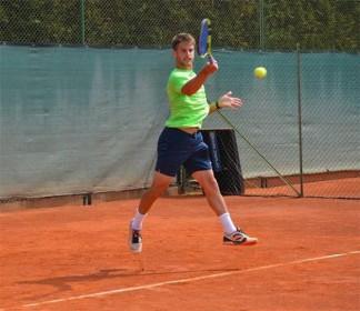 Francesco Giorgetti ed Andrea Rondoni  in semifinale nel torneo Open di Sport in Riviera