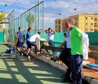 Serie A2 - TC Siracusa vs Tennis Club Viserba 4-2