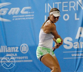 Risultati sesta giornata Internazionali di Imola 2018 - ITF Women's Circuit