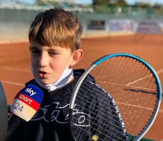 Dennis Spircu (under 12) raggiunge i quarti al Lemon Bowl di Roma
