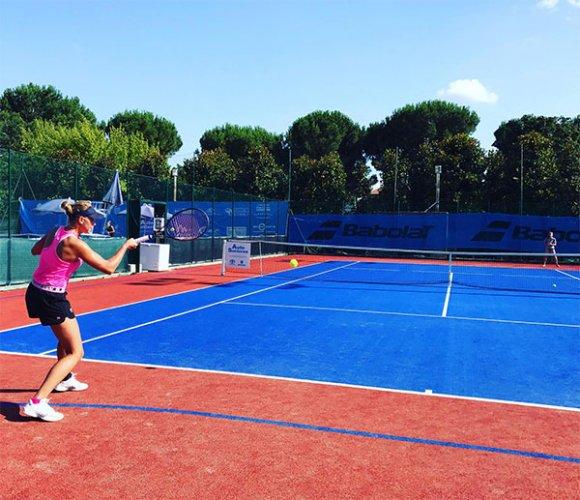 Il programma dei primi match al Tozzona Tennis Park!