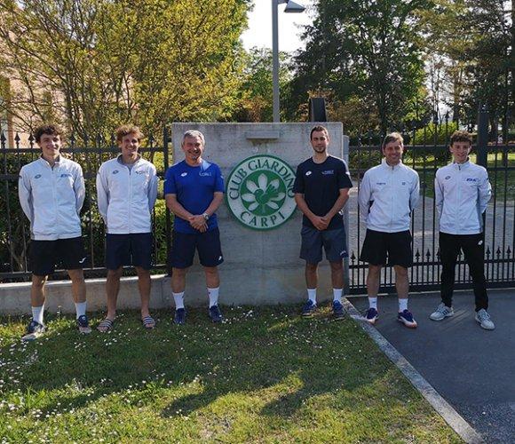 Il Sonad Ravenna Sport Center batte 4-2 in trasferta il Circolo Tennis Argenta nella 3° giornata del campionato di serie C maschile