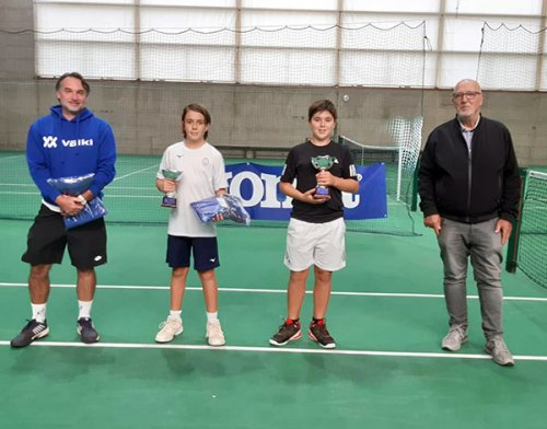 Edoardo Lanza Cariccio, Magnani e Fracassi nei quarti del torneo nazionale Open del  Circolo Tennis Cervia