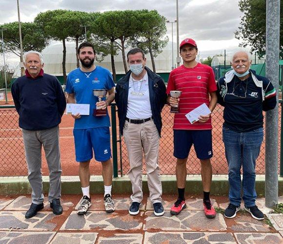 Edoardo Pompei batte Uladzislau Zhuk e si aggiudica il torneo nazionale Open del  Circolo Tennis Cervia