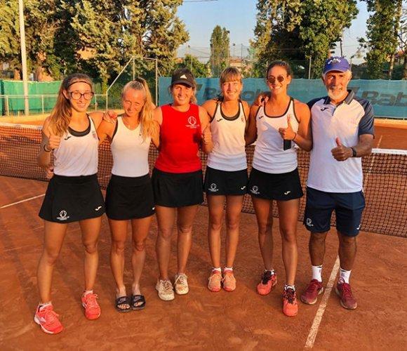 Sfida promozione domenica per il Tennis Club Viserba
