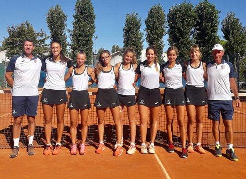 Il Tennis Club Viserba passa il 2° turno nel campionato di serie C femminile