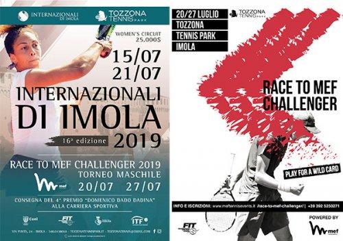 16° Internazionali di Imola e Race to MEF Challenger