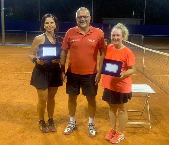 Primi verdetti nel torneo nazionale Veterani Over 45-55 e Lady 40