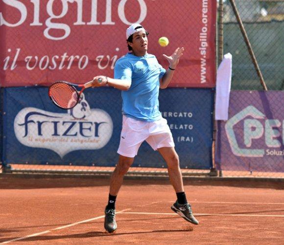 Marco Cinotti raggiunge i quarti nel 18° trofeo oremplast